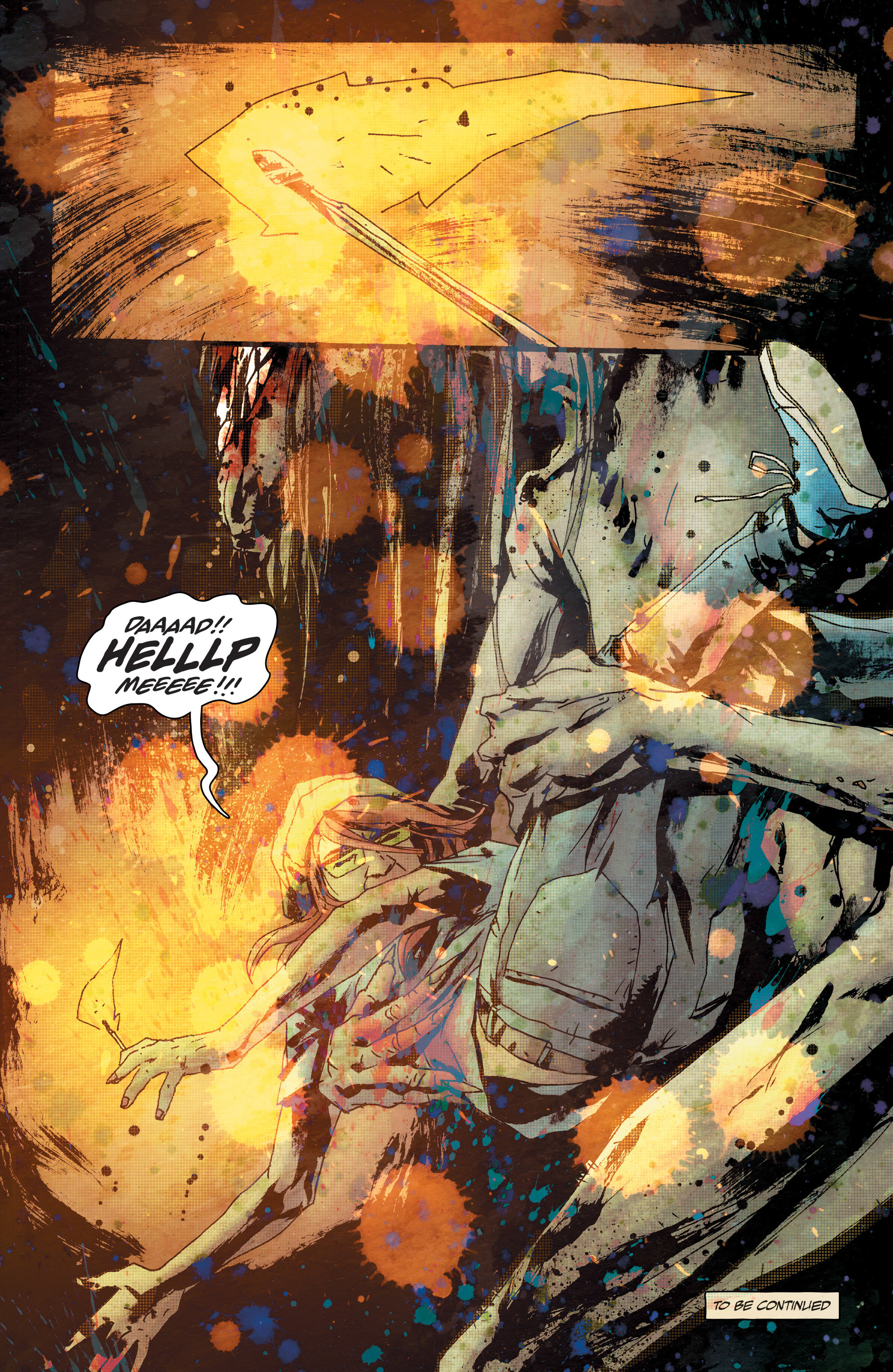 Read online Wytches comic -  Issue #3 - 25