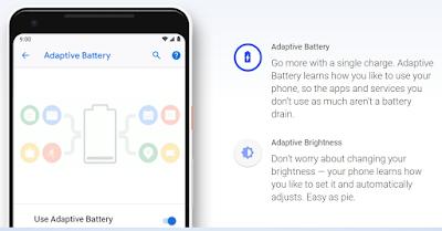 Description : Fitur – Fitur Baru Android 9 Pie