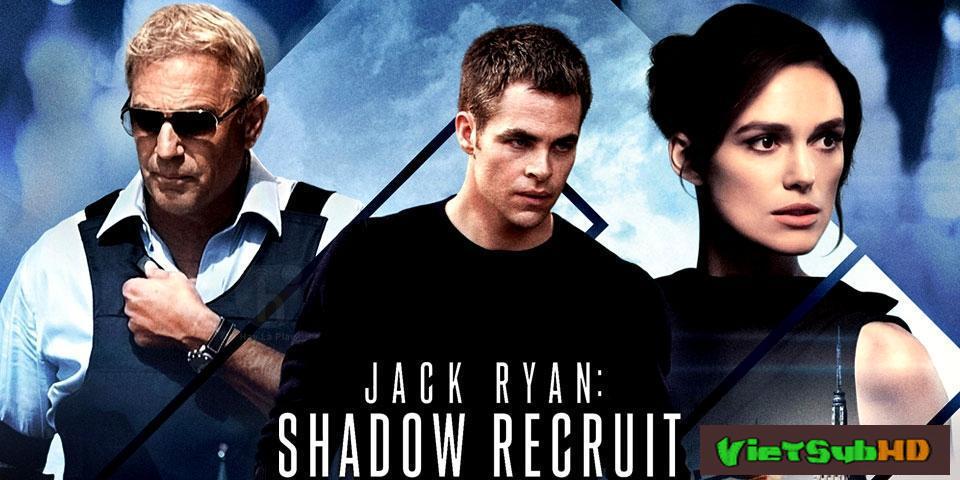 Phim Jack Ryan: Đặc Vụ Bóng Đêm VietSub HD | Jack Ryan: Shadow Recruit 2014