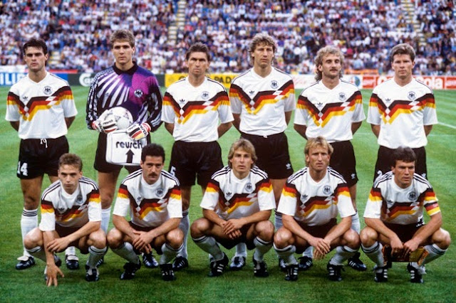 Best football most iconic jersey kits shirts top germany