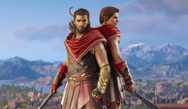الكشف عن الحجم النهائي للعبة Assassin's Creed Odyssey و التحميل المسبق أصبح متوفر الآن !