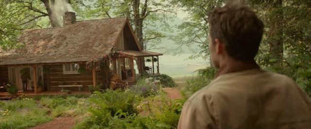 adaptação da a cabana do autor William P. Young