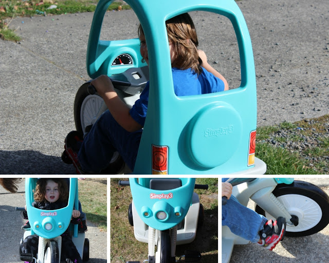 cozy coupe assembly instructions