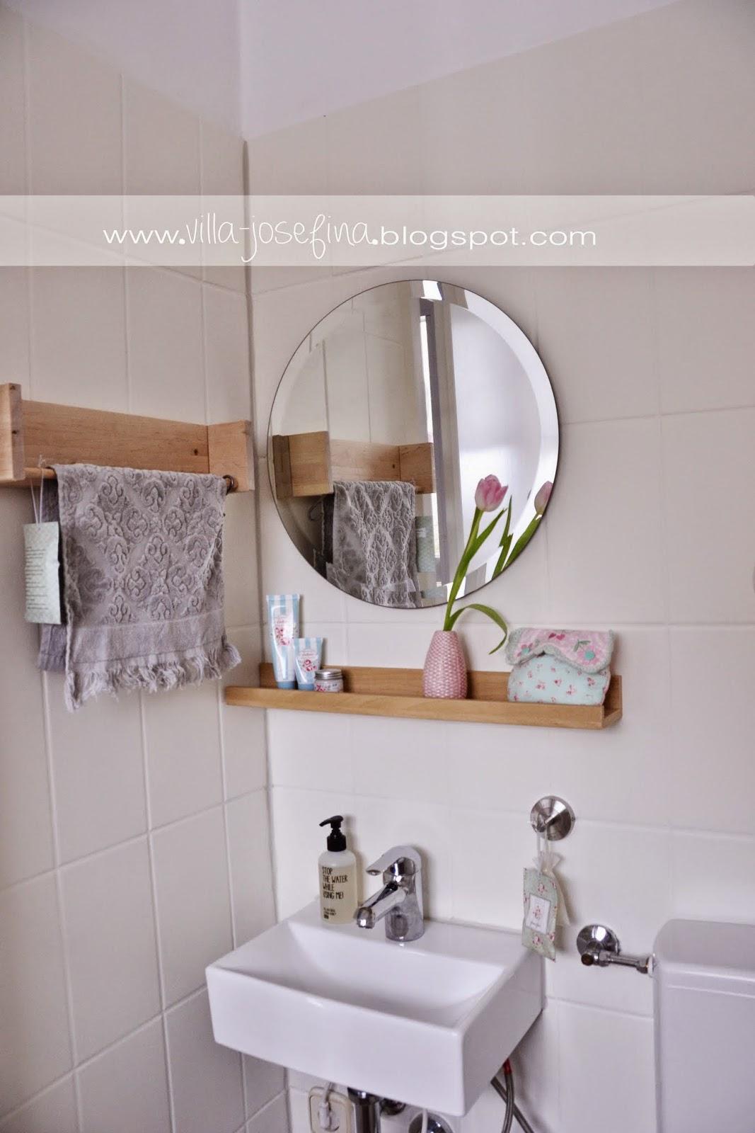 kann man fliesen streichen diy g ste wc aufh bschen villa josefina. Black Bedroom Furniture Sets. Home Design Ideas