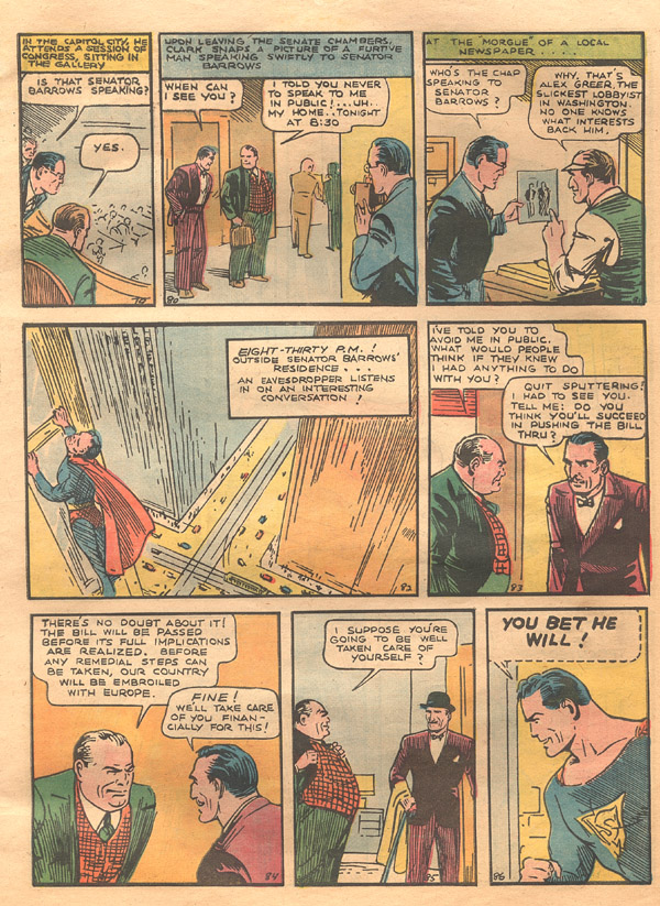 Action Comics (1938) 1 Page 12