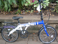 Sepeda Lipat Element 20-77 Fashion Concept 20 Inci