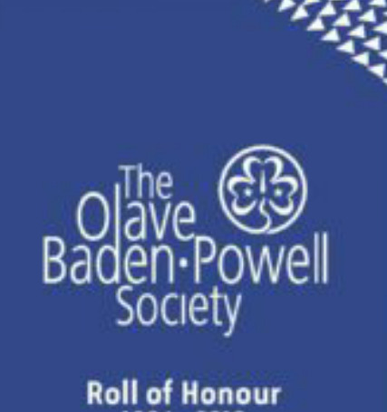 Welcome to Olave Baden Powell Society ⤵