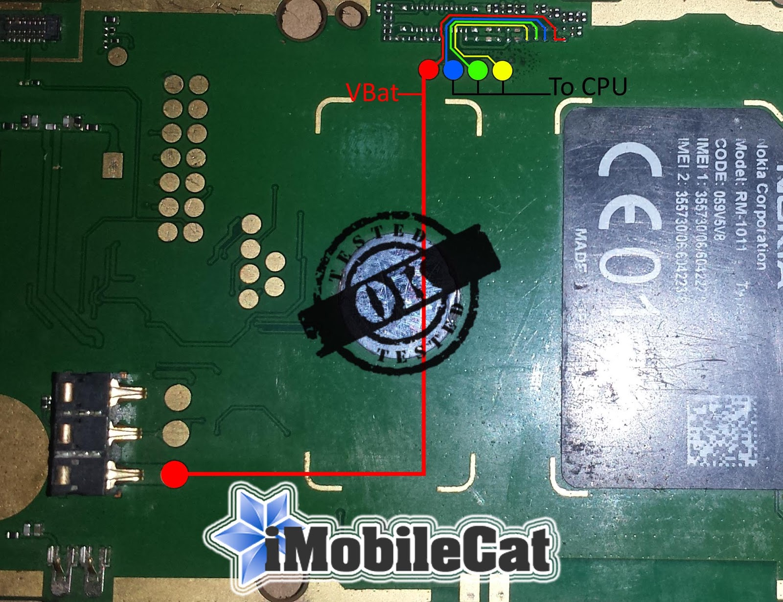 Microsoft Nokia 225 Complete Lcd Light Solution Imobilecat