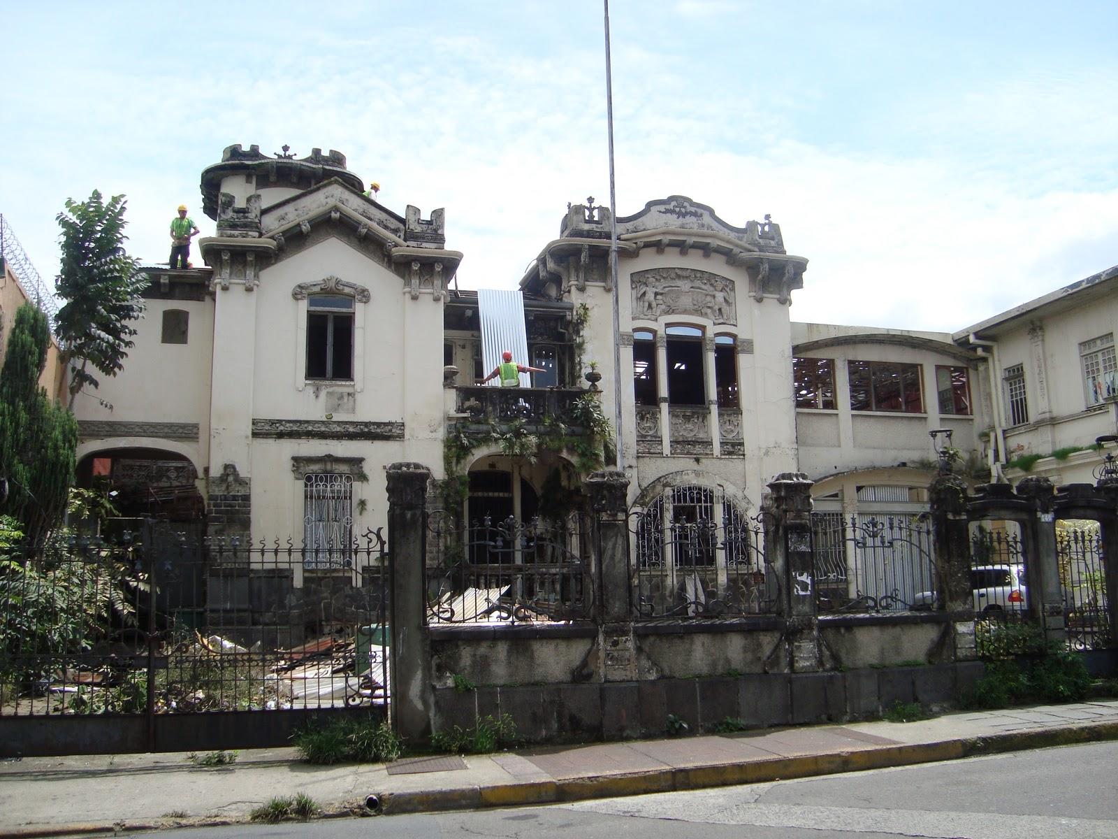 paseos art nouveau art nouveau san jos costa rica 3 casa jim nez de la guardia. Black Bedroom Furniture Sets. Home Design Ideas