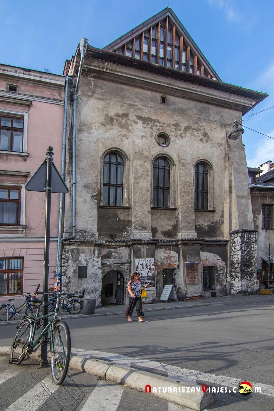 Sinagoga Wysoka en Kazimierz, Cracovia