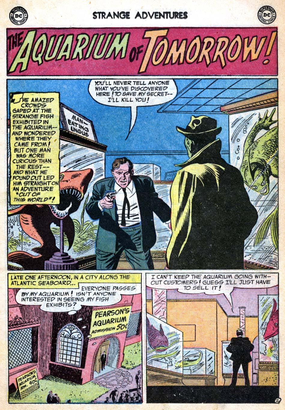 Strange Adventures (1950) issue 35 - Page 19