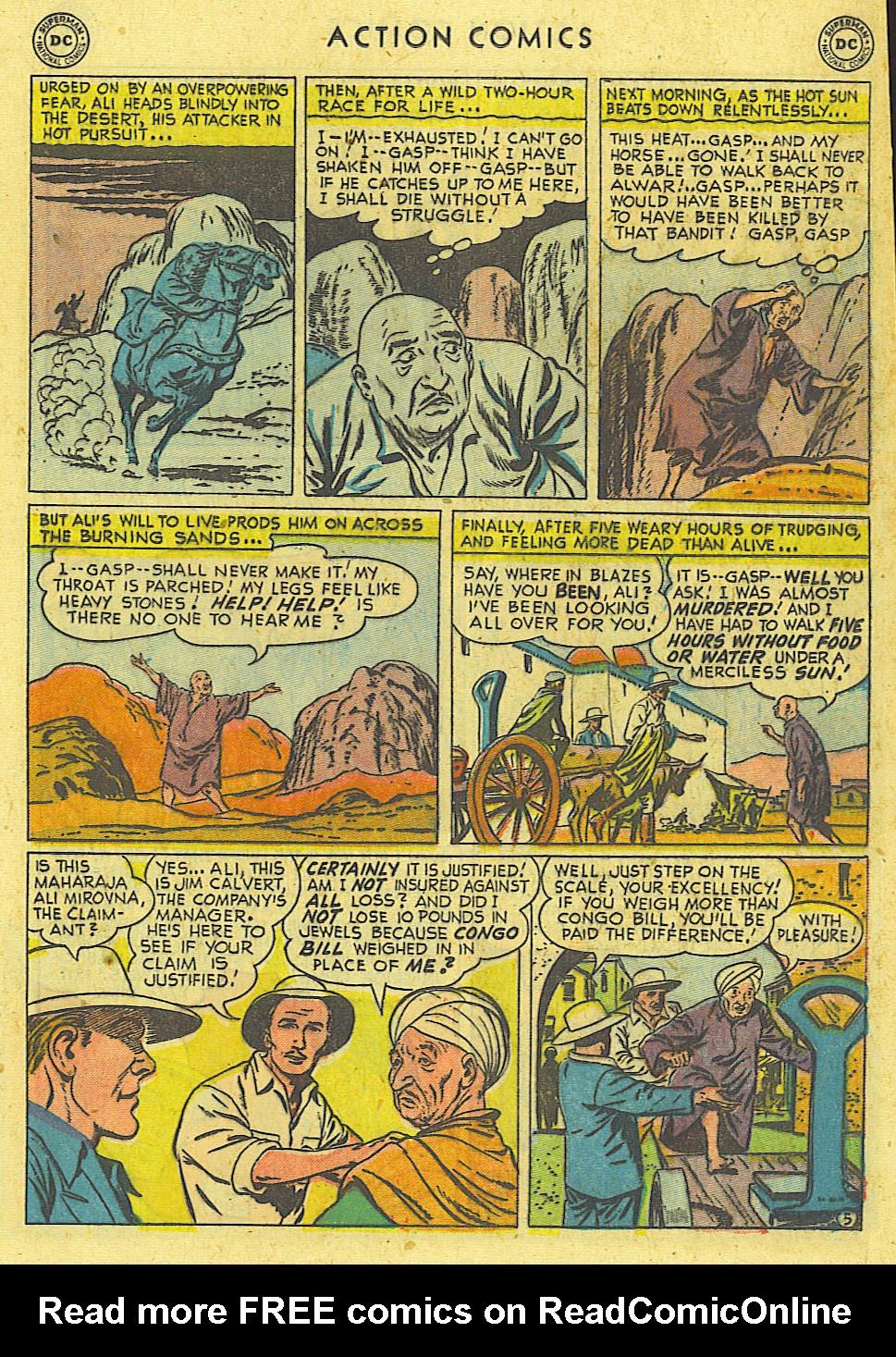 Action Comics (1938) 162 Page 23