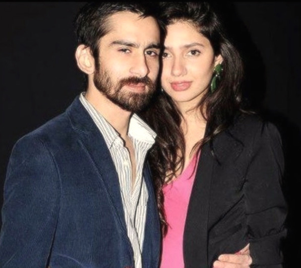 Mahira Khan and Ali Askari