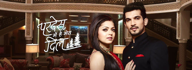 Pardes Mein Hai Mera Dil tv serial on Star Plus