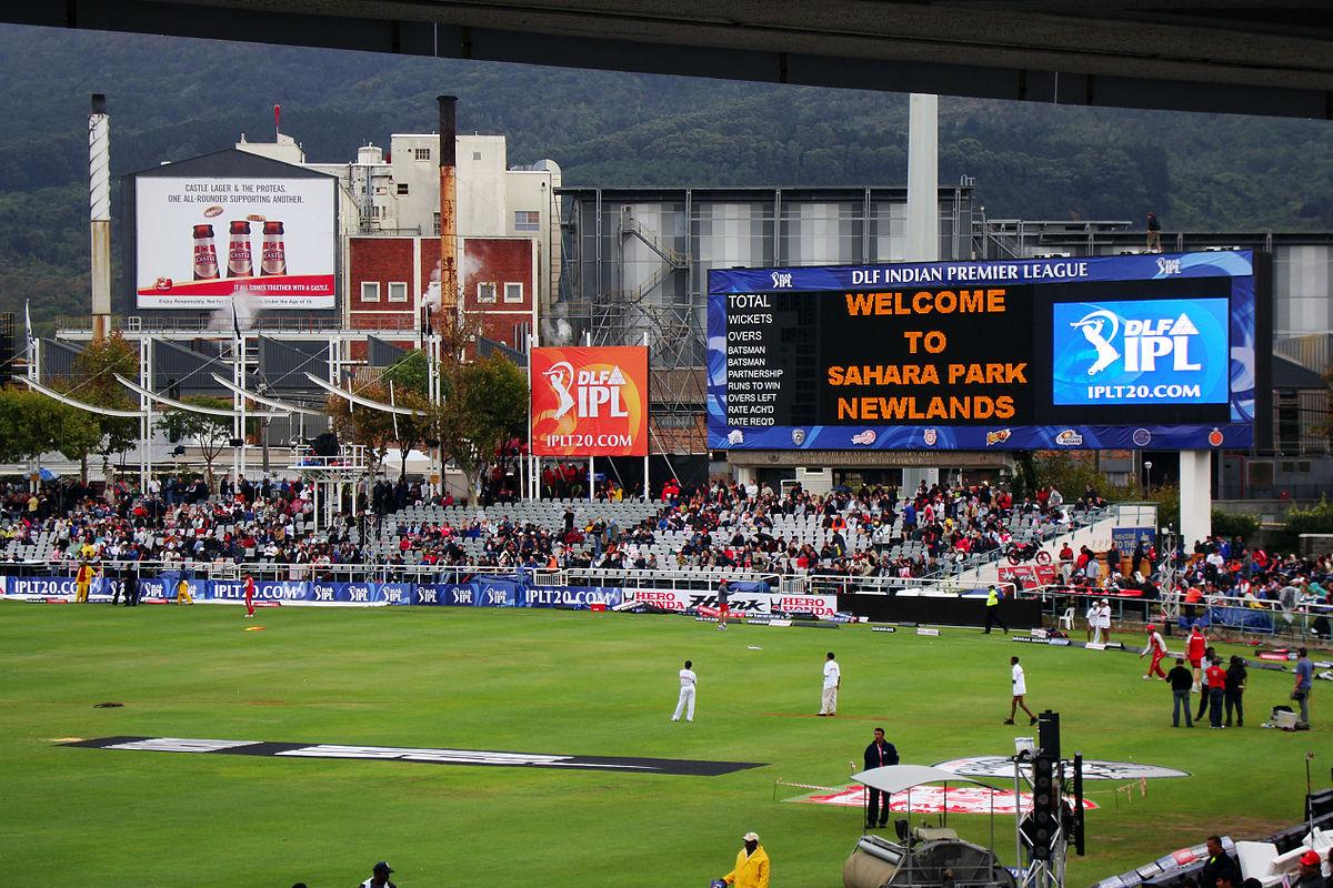 South Africa hosting IPL 2009