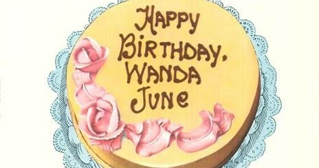 Happy birthday Wanda June Rod Steiger movie poster