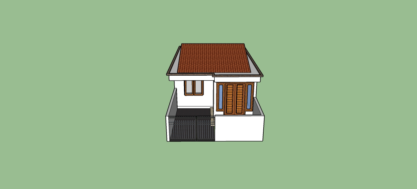 400+ Gambar Rumah Sederhana Ukuran 5x10 HD Terbaik
