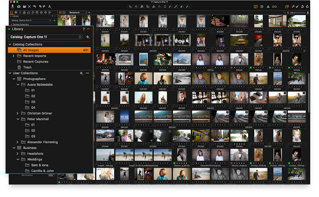 Capture One 11 free download for Mac