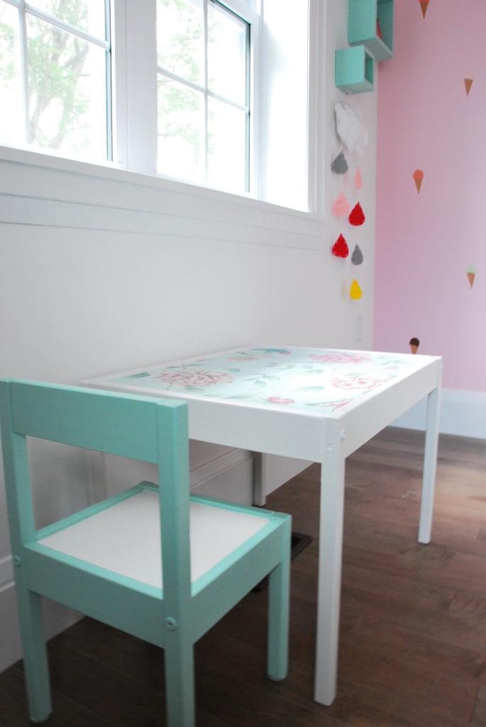Meble dla dziecka IKEA w wykonaniu wasnym cz 2  Studio