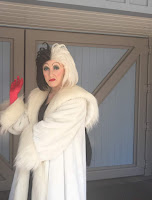 Cruella De Vil Disney Parks Character
