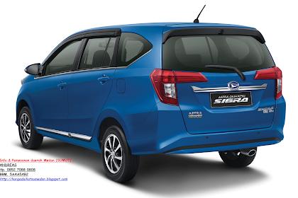 Spesifikasi dan Harga OTR Daihatsu Sigra di Medan Agustus 2016