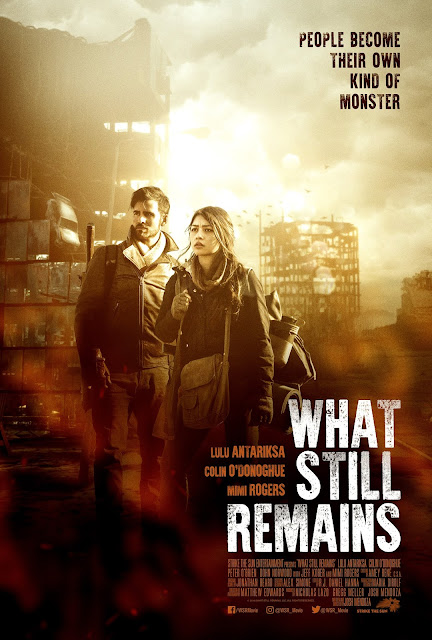 WHAT STILL REMAINS (2018) ταινιες online seires oipeirates greek subs