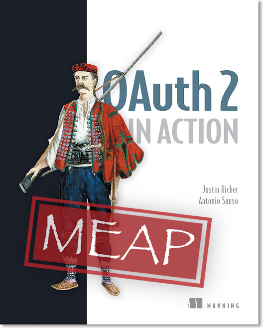 New OAuth book: OAuth 2 in Action