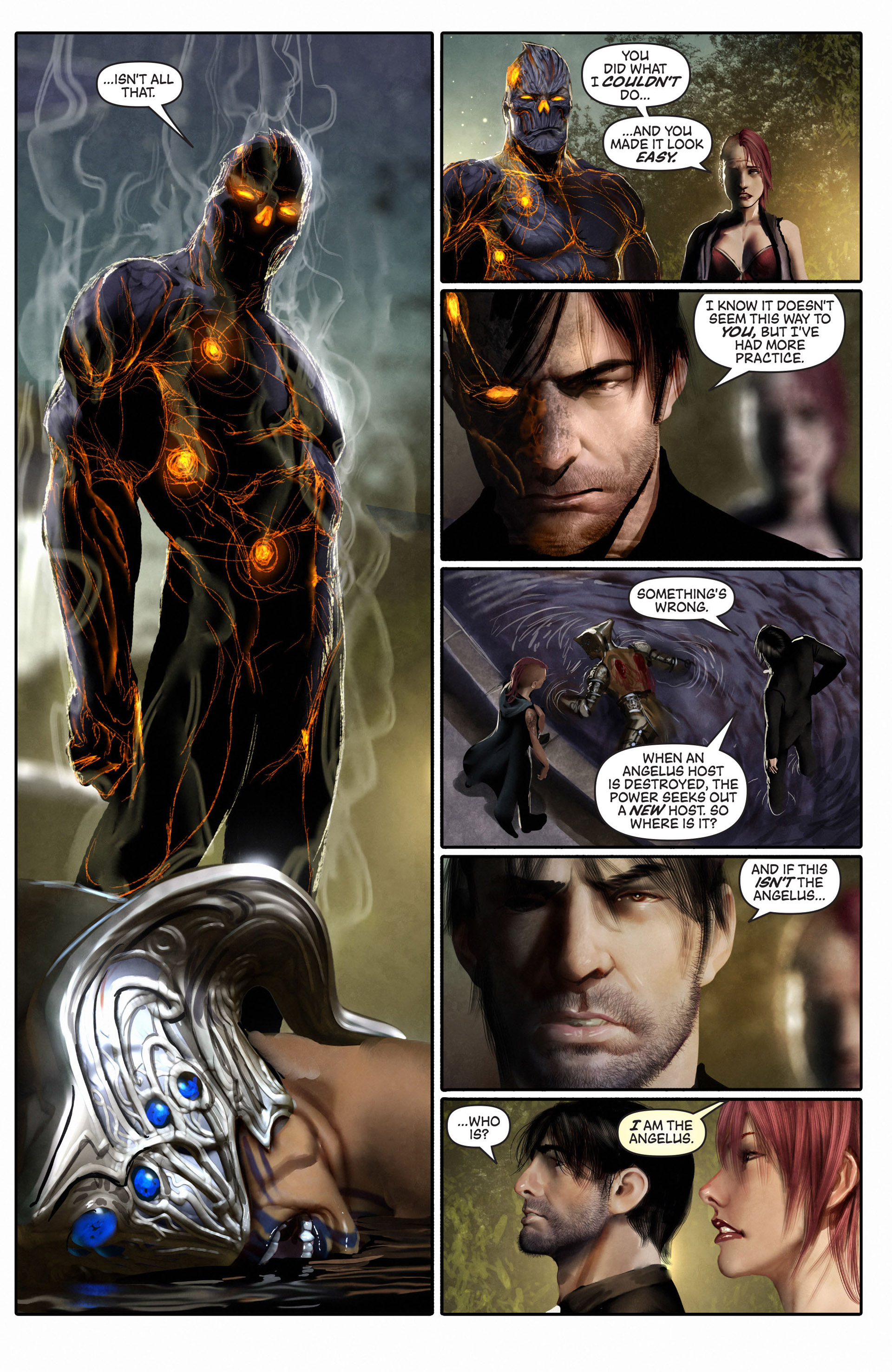 Read online Artifacts comic -  Issue #15 - 19