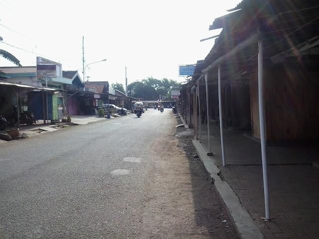 Pasar Saenggol Batang