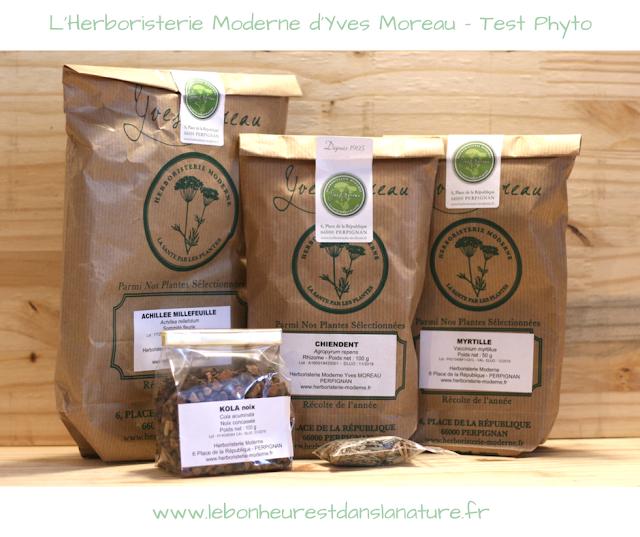 L'Herboristerie Moderne d'Yves Moreau - Test Phyto