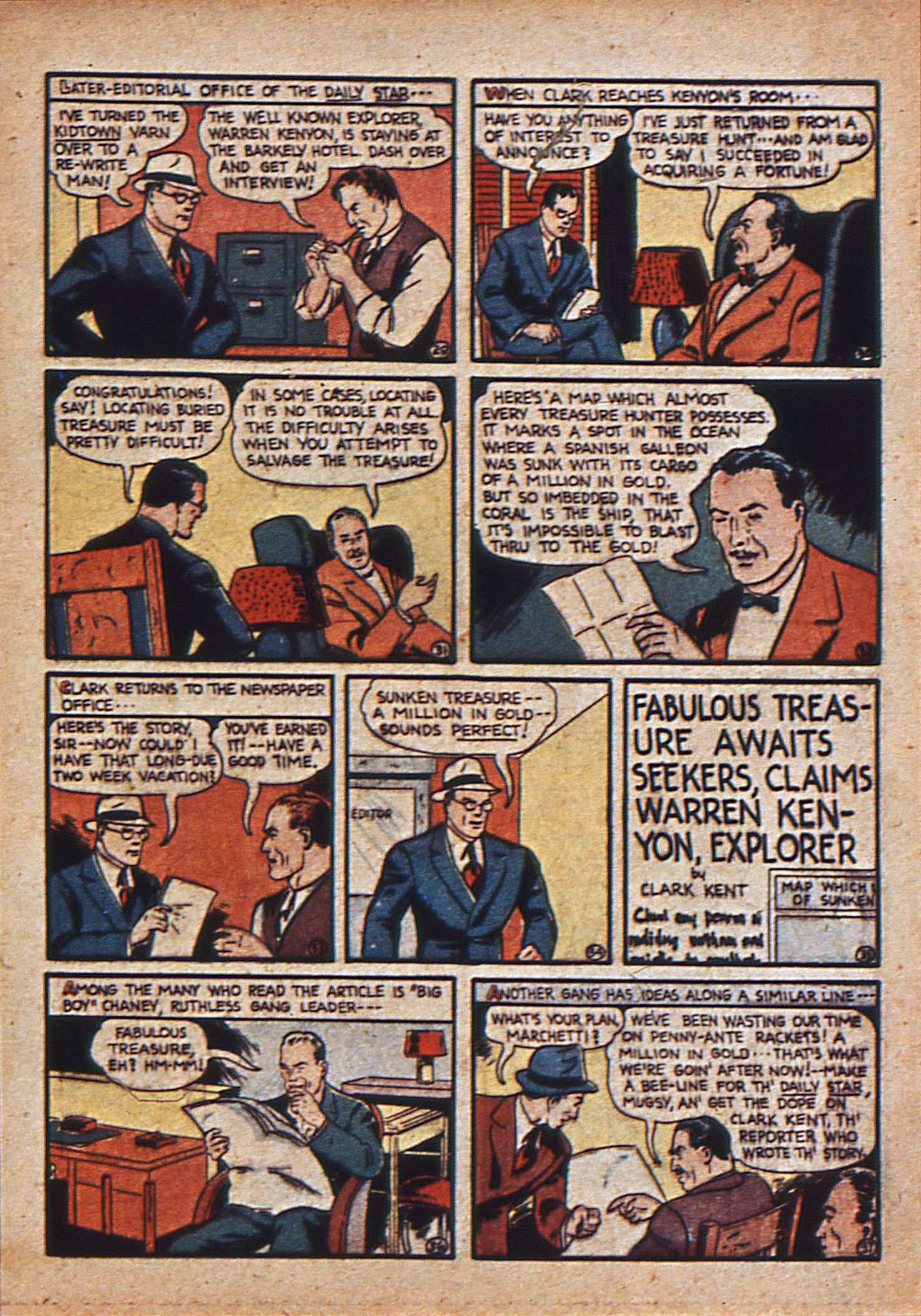 Read online Action Comics (1938) comic -  Issue #15 - 8
