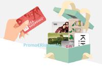 Logo ''Chi trova un'amica trova un tesoro'': vinci gratis tantissime Gift card e 1 Bimby  TM5