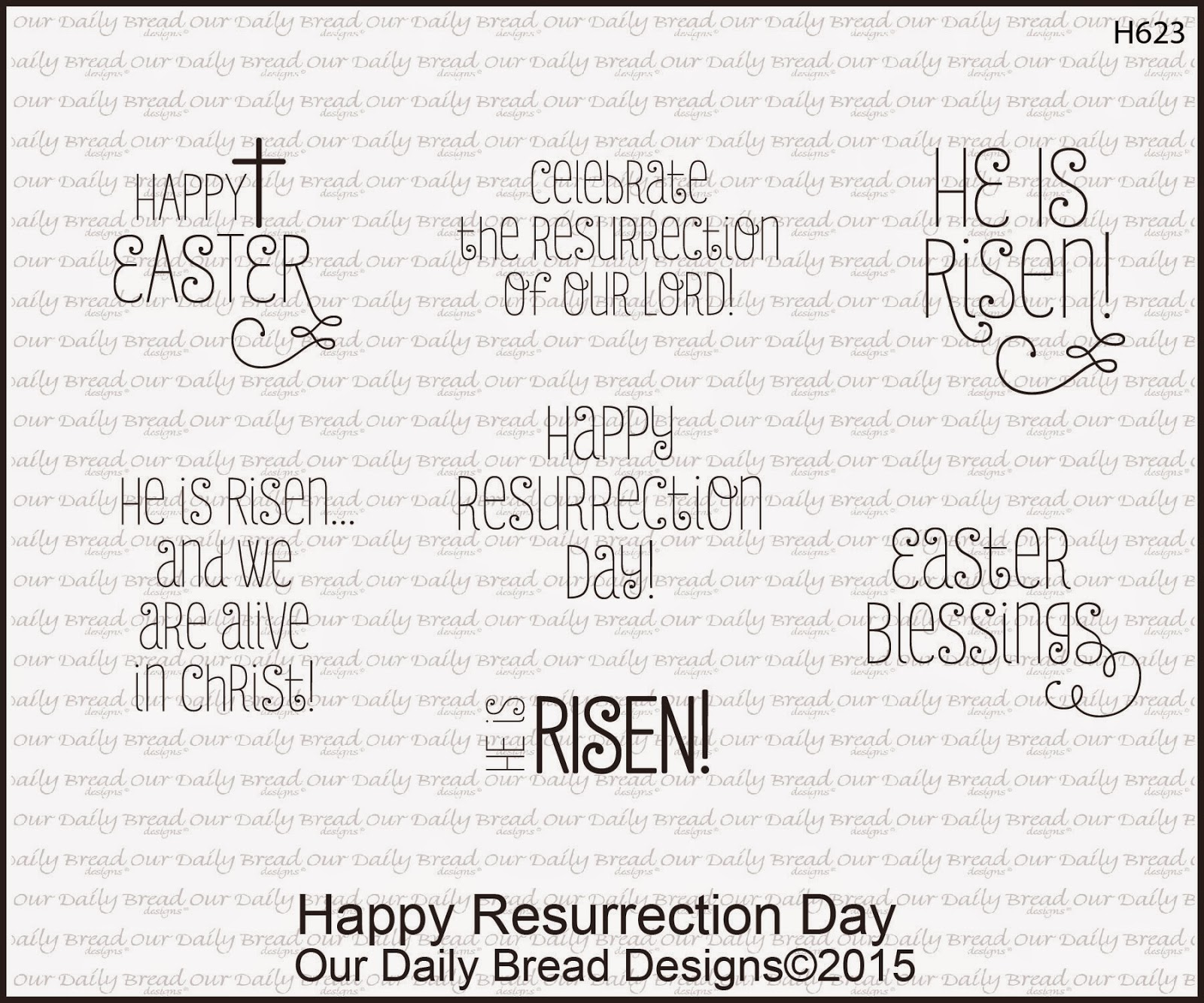ODBD Happy Resurrection Day