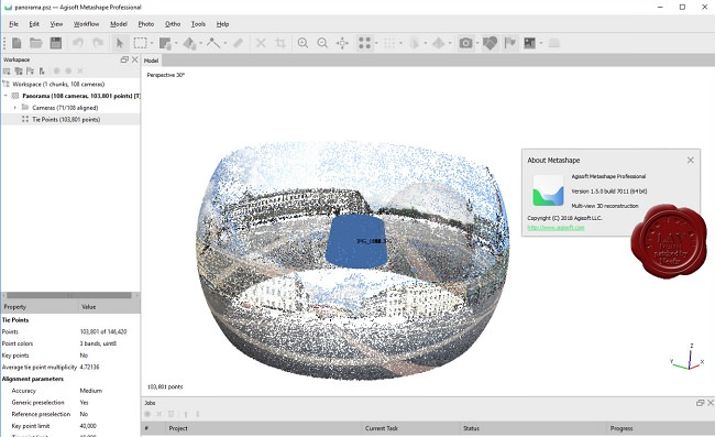 Download Agisoft Metashape 1 5 2 Pro Cracked Mac and Windows