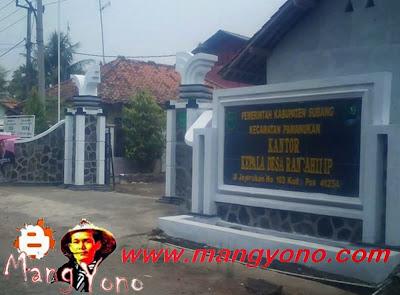 Desa Rancahilir, Kecamatan Pamanukan. Poto Jepretan kang Iyan Susanto Facebooker Subang ( FBS )