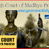 MP HIGH COURT RECRUITMENT 2019 NOTIFICATION FOR 55 DISTRICT JUDGE POSTS