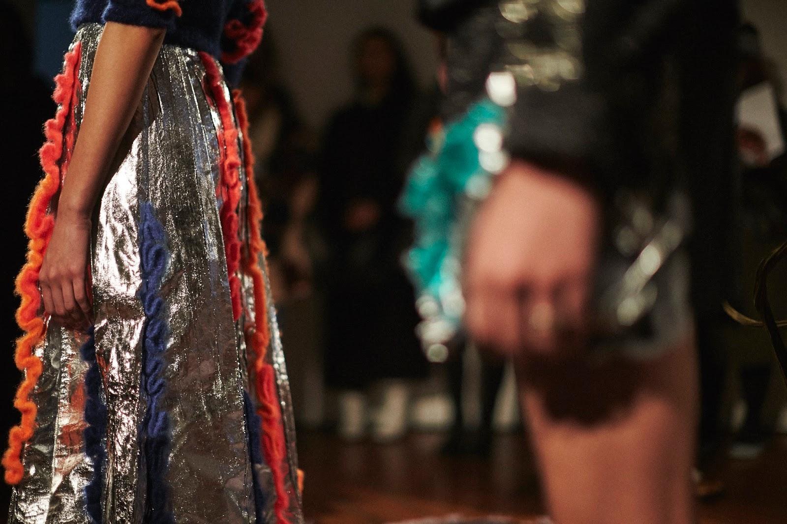 Ana Maddock- Minki Cheng London Fashion Week AW 16-17 Imagery by Petros