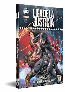 Liga de la Justicia: Coleccionable semanal tomo2