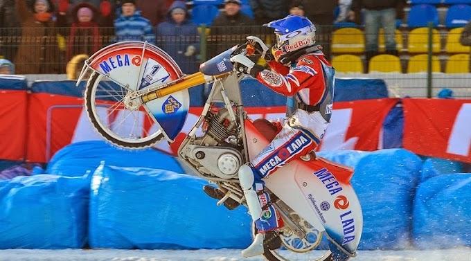 Orosz Superliga jégmotor 2.versenynap Videó