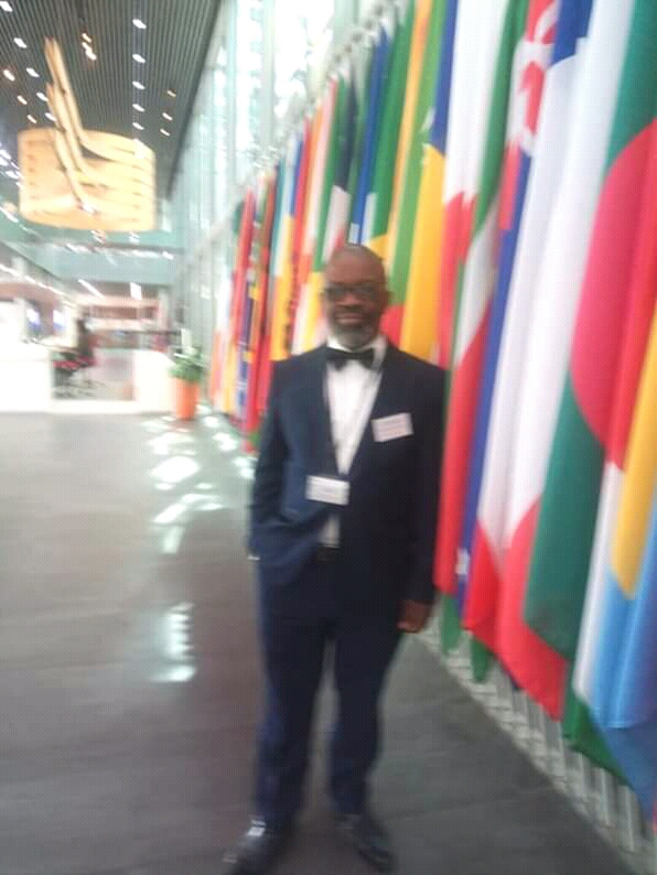 Abia Born Human Rights Lawyer Makes 5th Sitting As @IntlCrimCourt Judge