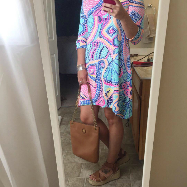 lilly pulitzer edna dress