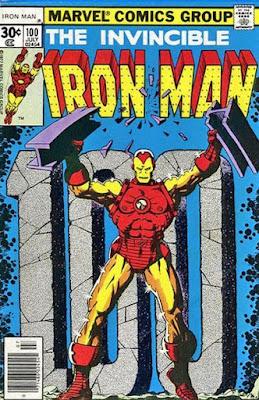 Iron Man #100