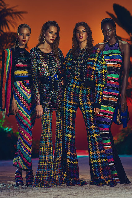 4bbb5ac5 ByElisabethNL: FASHION: BALMAIN RESORT 2017