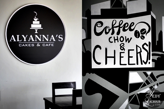 Coffee, Chow, and Cheers at Alyanna's Cakes