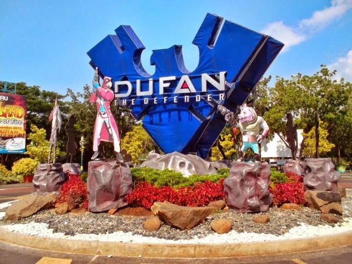Promo Tour Dufan Khusus Rombongan Dari Lampung Journey Fun