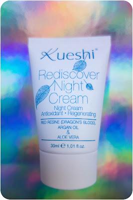 Crème nuit Kueshi
