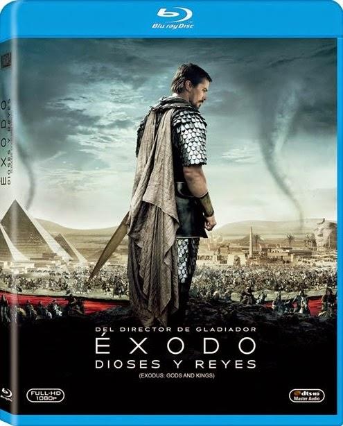 Exodo Dioses y Reyes Blu Ray Cover Caratula