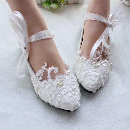 White Flats Wedding