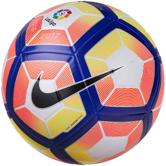 6cc1a7b527f Here Are All 20 La Liga Balls by Nike Since 1996 - Leaked Soccer
