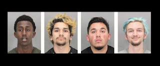 4 Suspects Identified After Violence At Trump Protest In San Jose